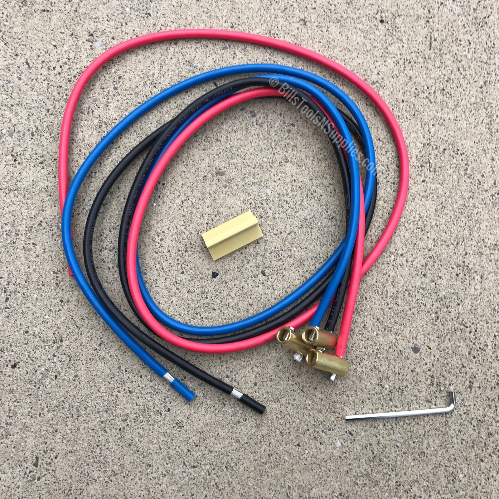 Compressor Terminal Repair Kit DIVERSITECH 3- 8 Gauge Wire, TLC-3-8 ...